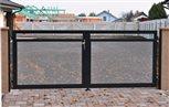 8c - dvojkrídlová brána Sena